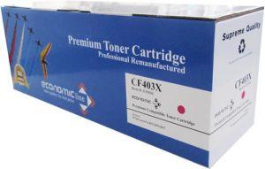 E.LINE HP <b>Toner</b> No.201X Color LaserJet Pro M252/MFP M277 (Magenta)